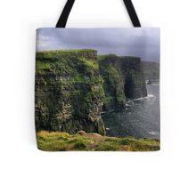cliffs.. Tote Bag