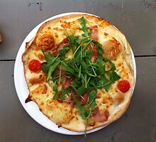 Pizza Bruschetta by Team Bimbo