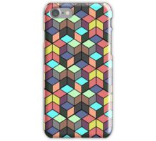 Cubes iPhone Case/Skin
