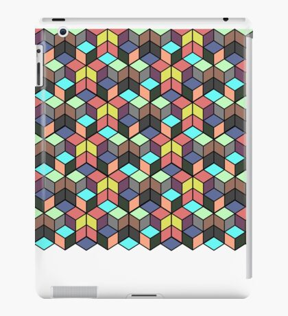 Cubes iPad Case/Skin