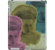 Pop Art Bride of Frankenstein iPad Case/Skin