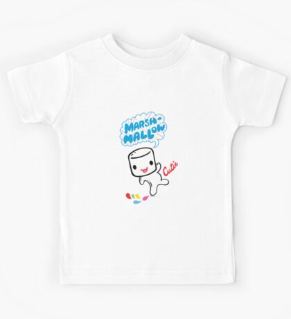 Marshmallow Cutie Kids Clothes