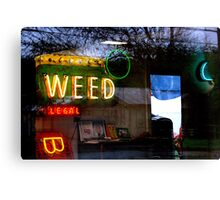 420... anytime Canvas Print