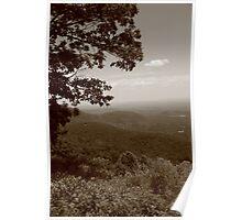 Blue Ridge Mountains - Virginia Poster
