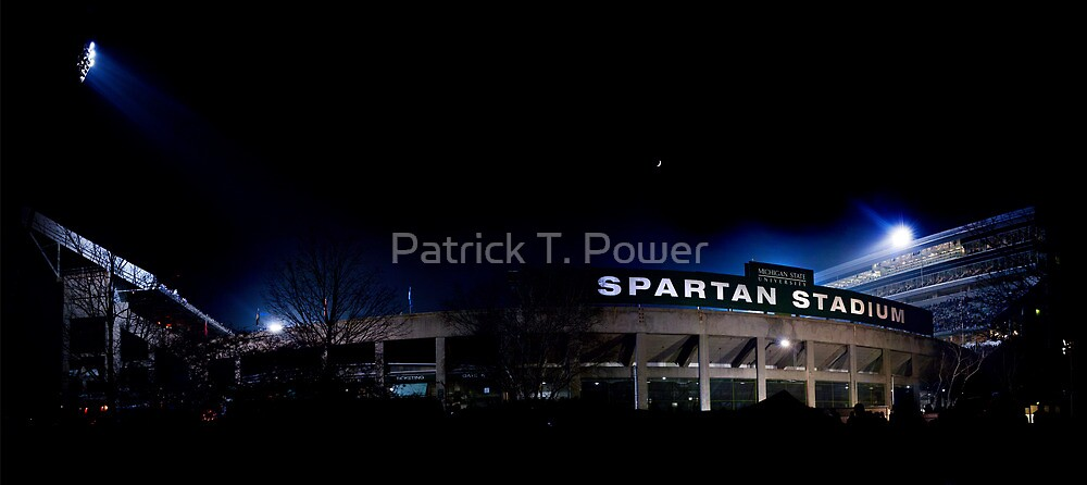 Night Game by Patrick T. Power