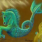 Hippocamp by Hilary Robinson