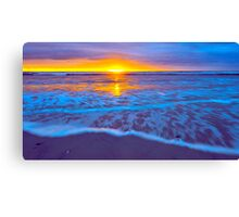 Strahan Sunset Canvas Print