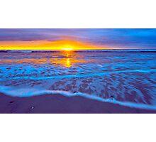Strahan Sunset Photographic Print