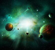 Galaxy Quest by charmedy