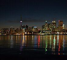 My Toronto........ by Larry Llewellyn