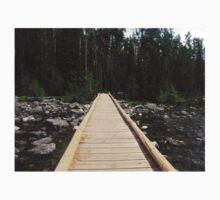 String Lake Bridge, Grand Teton National Park Baby Tee
