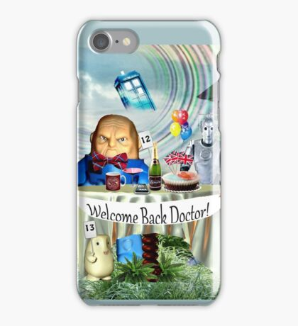 You WILL love this party! ~ or else iPhone Case/Skin