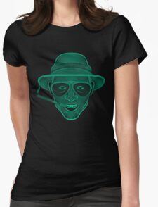 Johnny Trip Womens Fitted T-Shirt