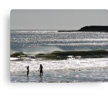 Santa Barbara Sun Splash! Canvas Print