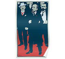 Jules Alexandre Grün Zola Poster