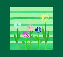 Lollipop Summer Garden Unisex T-Shirt