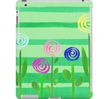 Lollipop Summer Garden iPad Case/Skin
