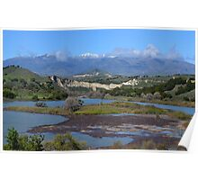 Cachuma Inlet Poster