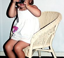 Future Fotographer by Cherie Vivar