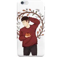 Autumn!Dan Howell  iPhone Case/Skin