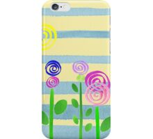 Lollipop Flower Bed iPhone Case/Skin