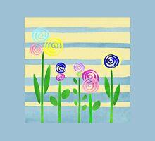 Lollipop Flower Bed Unisex T-Shirt