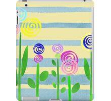 Lollipop Flower Bed iPad Case/Skin