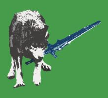 The Great Grey Wolf Sif  Kids Clothes