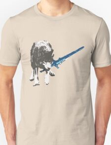 The Great Grey Wolf Sif  Unisex T-Shirt
