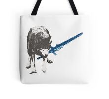 The Great Grey Wolf Sif  Tote Bag