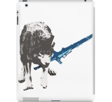 The Great Grey Wolf Sif  iPad Case/Skin