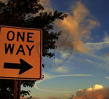 One Way -  Roundabout in the Sky by GloKeys