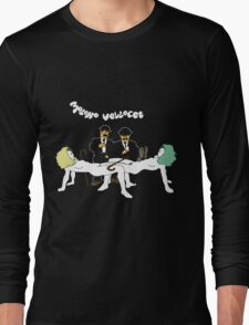 Tangent for the Twins Long Sleeve T-Shirt
