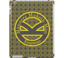 Manners Maketh Man [Kingsman] iPad Case/Skin
