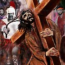 THE CROSS  by Ray Jackson