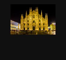 Milan cathedral by Night Unisex T-Shirt