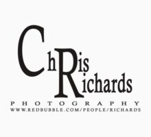 Chris Richards Photography Sticker by Chris Richards