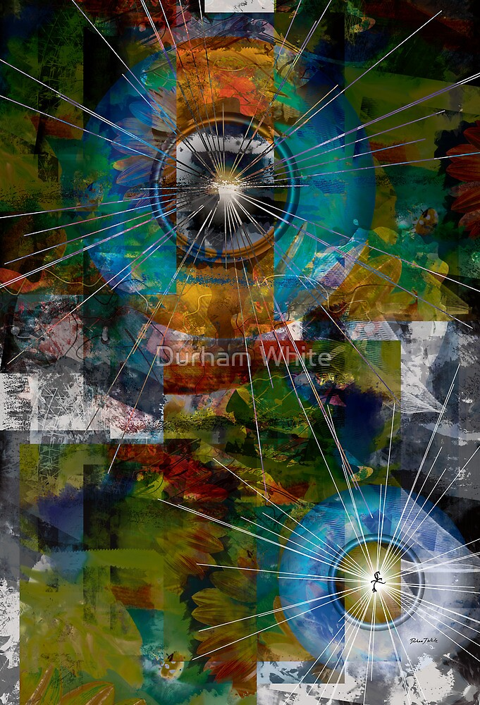the light, the love, the elements, the creation... existence... by Durham White
