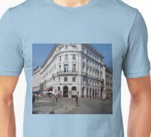 GRIENSTEIDL CAFE, VIENNA Unisex T-Shirt