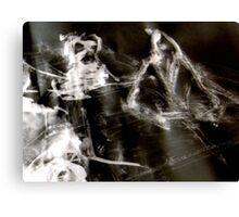 an abstract dream.... Canvas Print