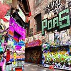 Graffiti Art 3 by Kat36