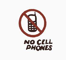 No Cell Phones (Luke's Diner) Unisex T-Shirt