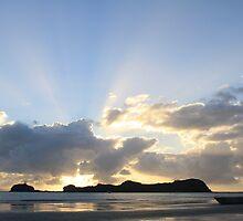 Rays of Sunshine by NinaJoan