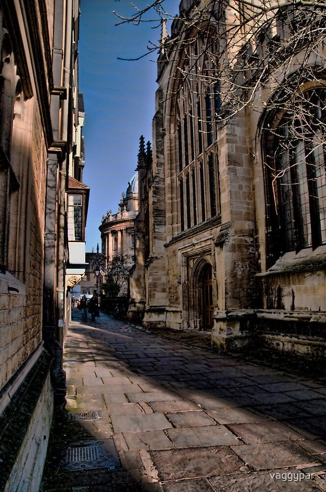 OXFORD....STREET..?! by vaggypar