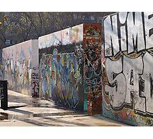 street art 5 Photographic Print