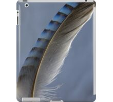 Feather magic iPad Case/Skin