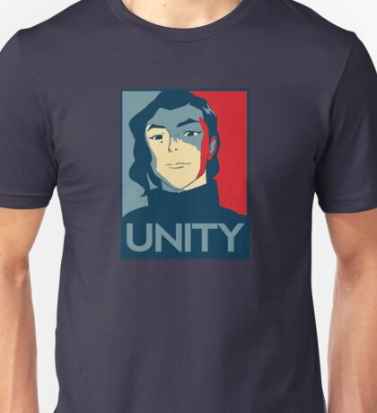 The Legend of Korra - Kuvira Unisex T-Shirt