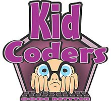 Kid Coders Code Better  Photographic Print