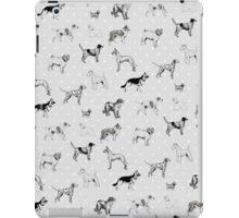 Dogs & Polka Dots iPad Case/Skin