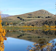 Lake Hayes, Queenstown New Zealand by RossHeywood